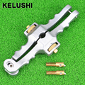 KELUSHI Longitudinal Opening Knife Longitudinal Sheath Cable Slitter Fiber Optical Cable Stripper SI 01