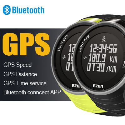 SUNTO running partner Mens sports watches with GPS and bluetooth watch digital waterproof military waistwatches 2015 men hiking<br><br>Aliexpress