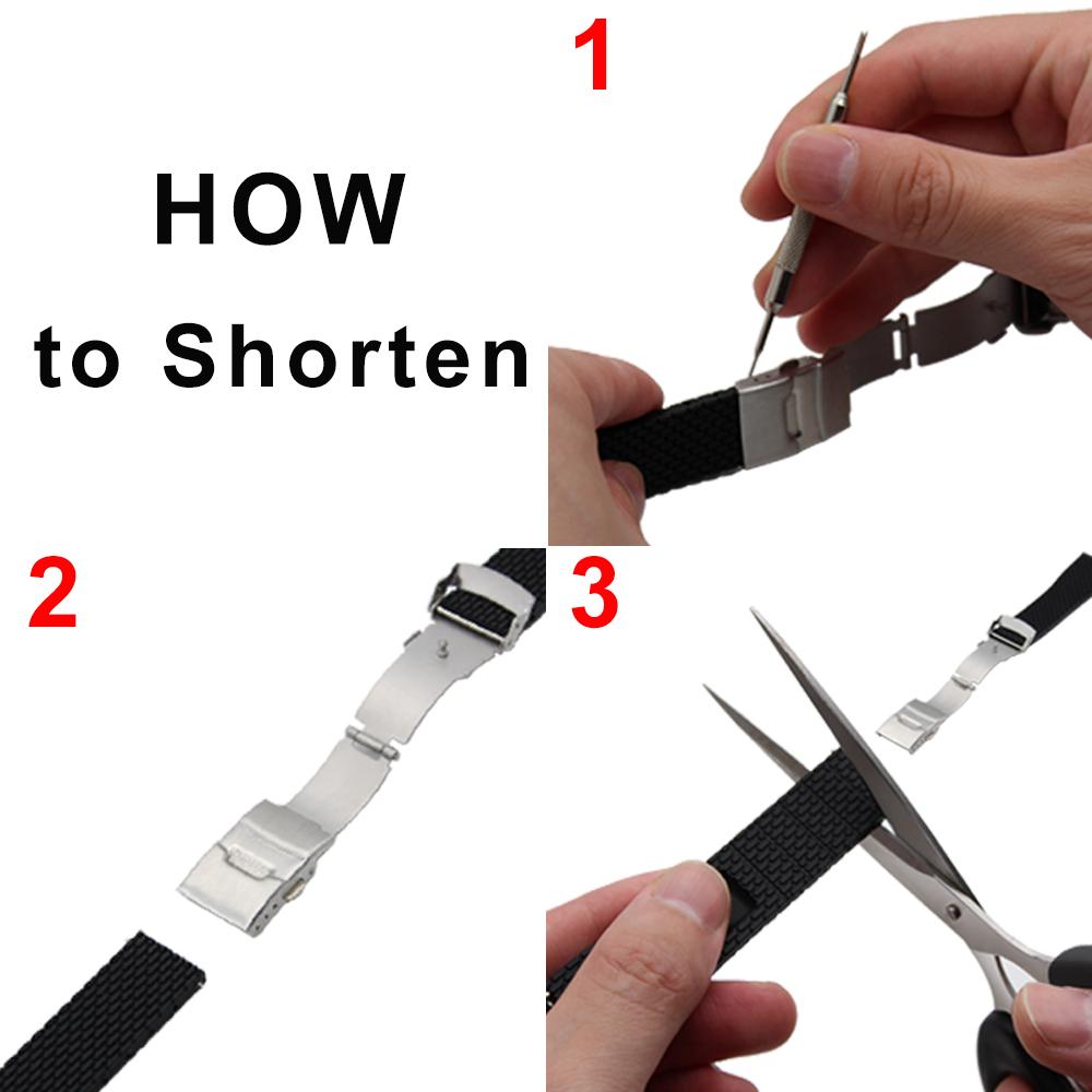8 HOW TO SHORTEN