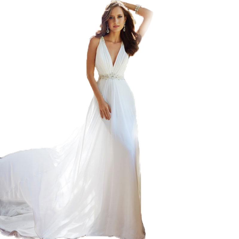 Buy romantic beach wedding dress 2016 for Romantic wedding dress designers