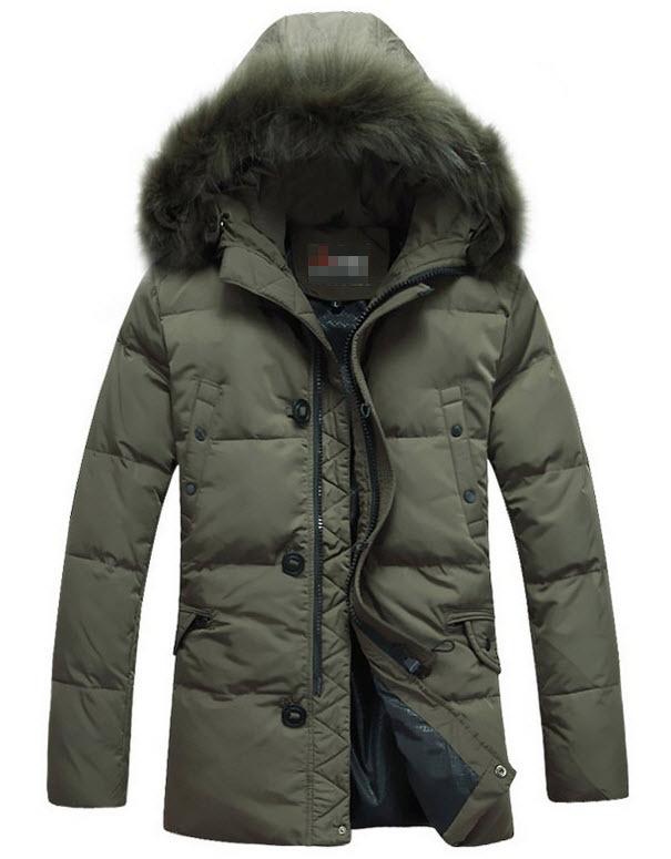 1228 Thicken winter coat men Chaqueta hombre Parka men Duck down jacket men Parkas Casaco