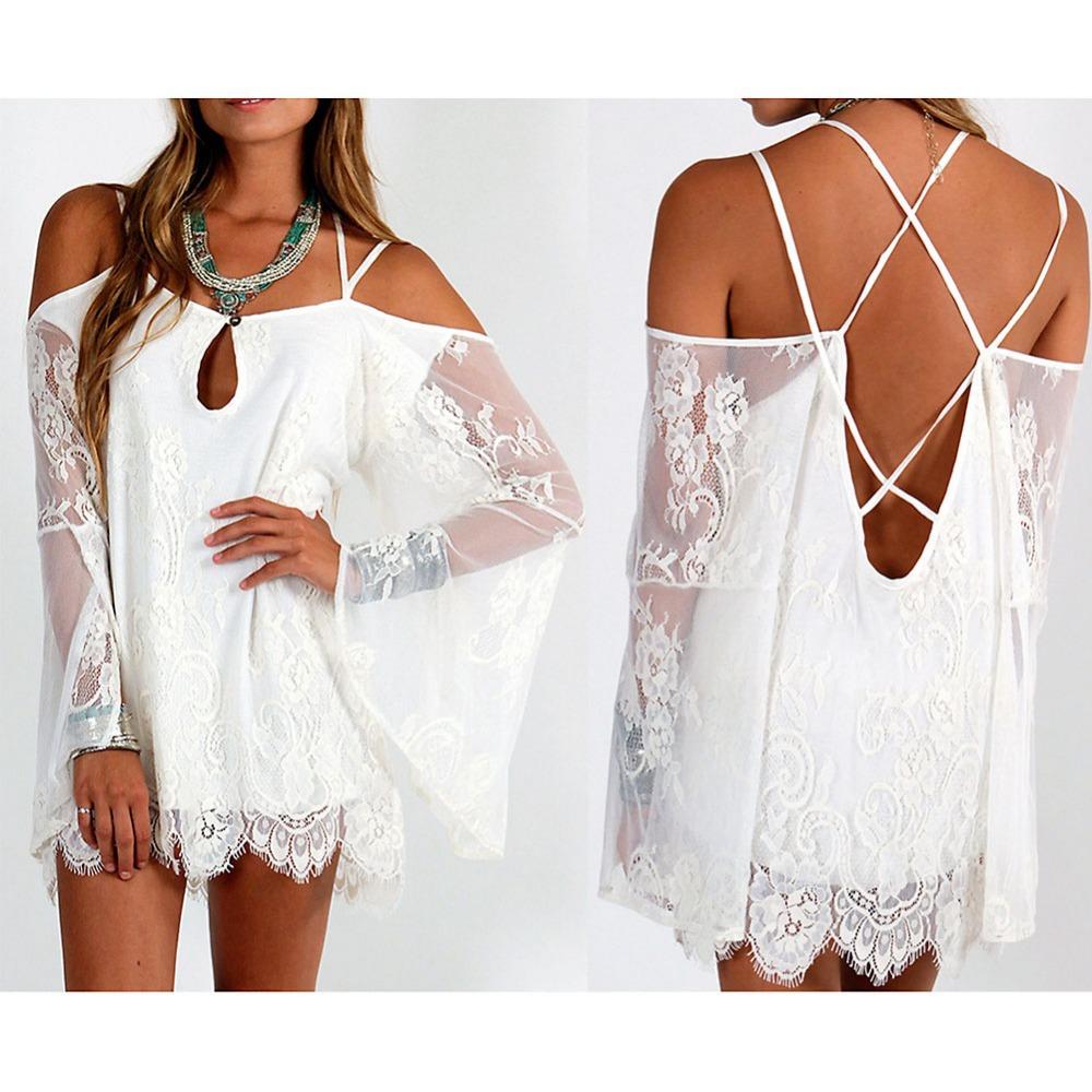 Женская туника для пляжа VAKIND W7Tn # 86660 женское платье vakind w7tn bodycon 86657
