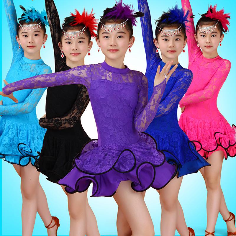 Robe de danse latine pour fille for Danse de salon orleans
