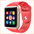 Free shipping G10 bluetooth Smart Watch SIM card Camera Built in Twitter Smartwatch wristwatch for Apple