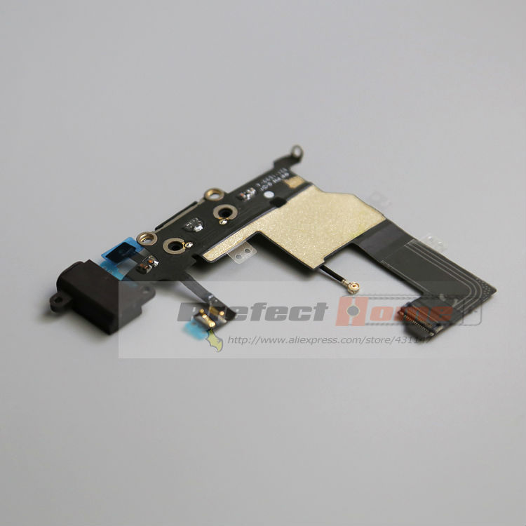 10 pcs/lot for iPhone 5c USB Charging Port Charger Dock Connector Flex Cable Ribbon Replacement for iPhone 5c(China (Mainland))