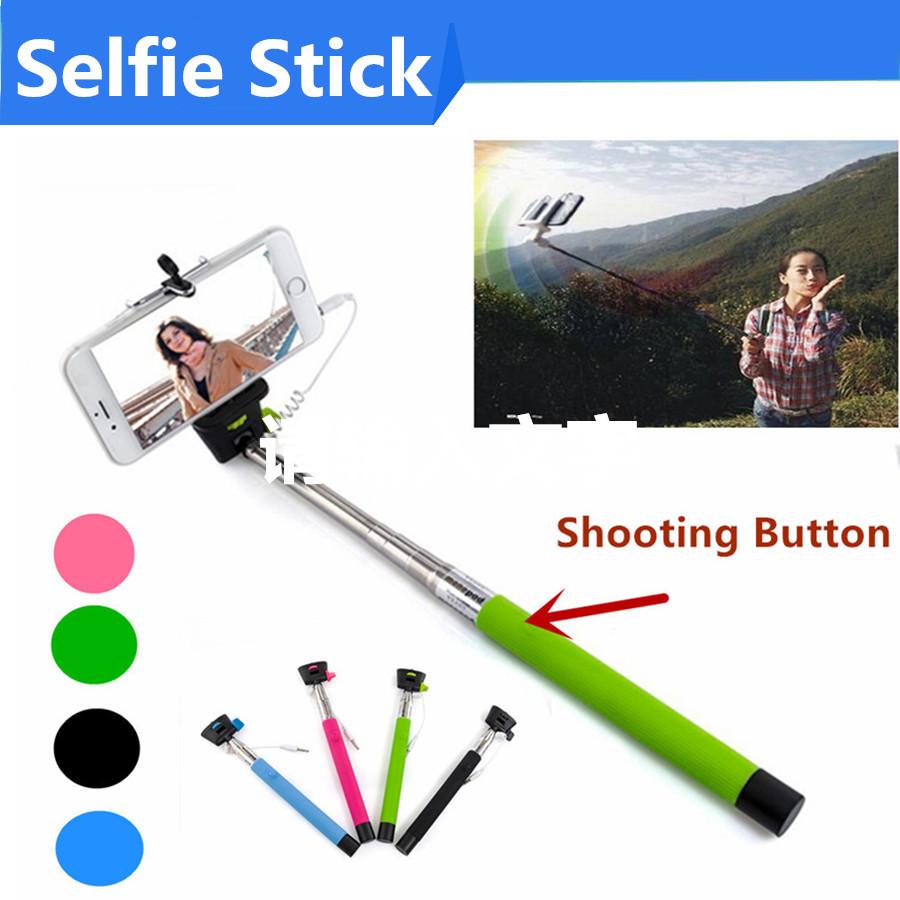 compre extens vel auto selfie vara handheld monop clipe cabo de conex o. Black Bedroom Furniture Sets. Home Design Ideas
