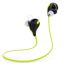 Myvision Bluetooth Mini Lightweight Wireless Stereo Sports Headphone – Black/Green