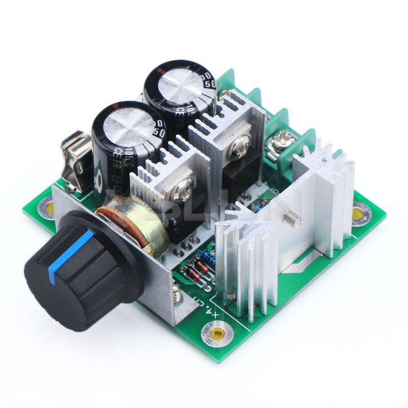Pulse width modulation module dc12v 40v 10a pwm controller for Dimmer for motor speed control