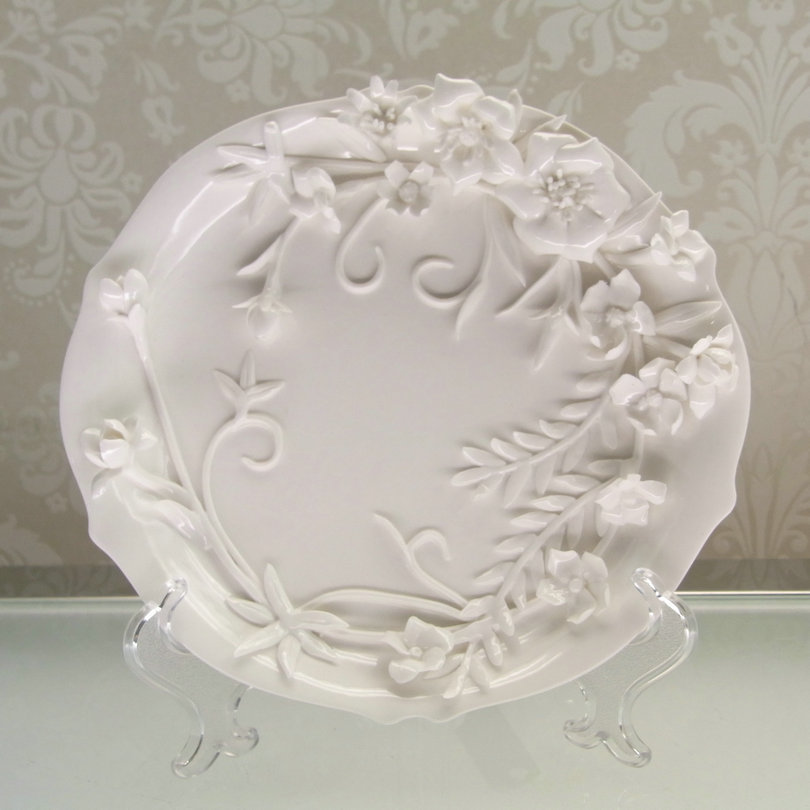 Modern new Chinese rich flowers white flowers by hand pinching Wobble home accessories model room Decoration(China (Mainland))