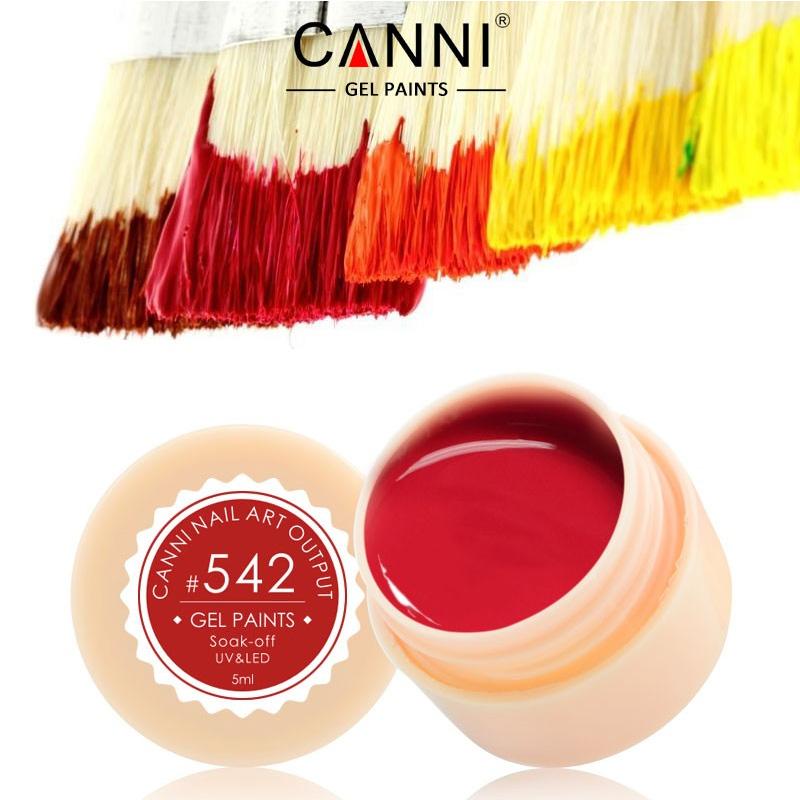 2016 Colors CANNI Cover Pure Glitter UV Soak Gel Builder Nail Art False Full French Tips Salon 535-553 - timtimng store