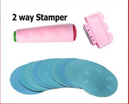 Designs Nail Art Stamping