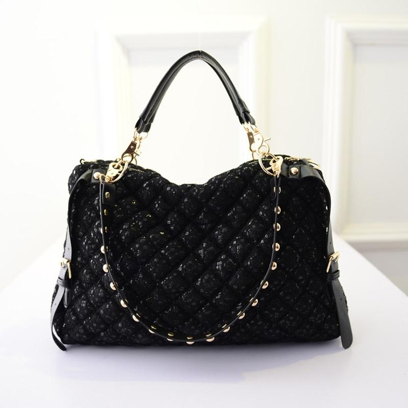 Women's women's fashion handbag big bags 2014 female one shoulder cross-body handbag