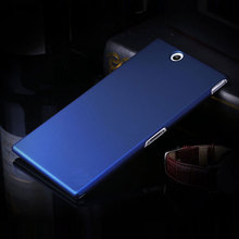 Buy Fashion Frosted Matte Plastic Hard Case sFor sony xperia z ultra Sony Xperia Z Ultra XL39h C6802 C6806 Cell Phone Cover Case for $2.19 in AliExpress store
