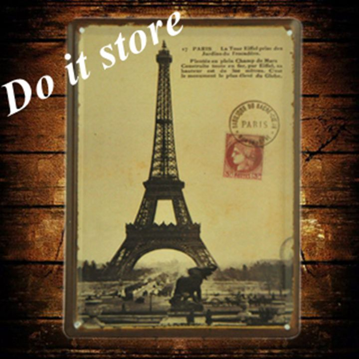 do it metal plaque vintage bar iron painting retro house cafe tin signs decor gift 11 8 cm. Black Bedroom Furniture Sets. Home Design Ideas