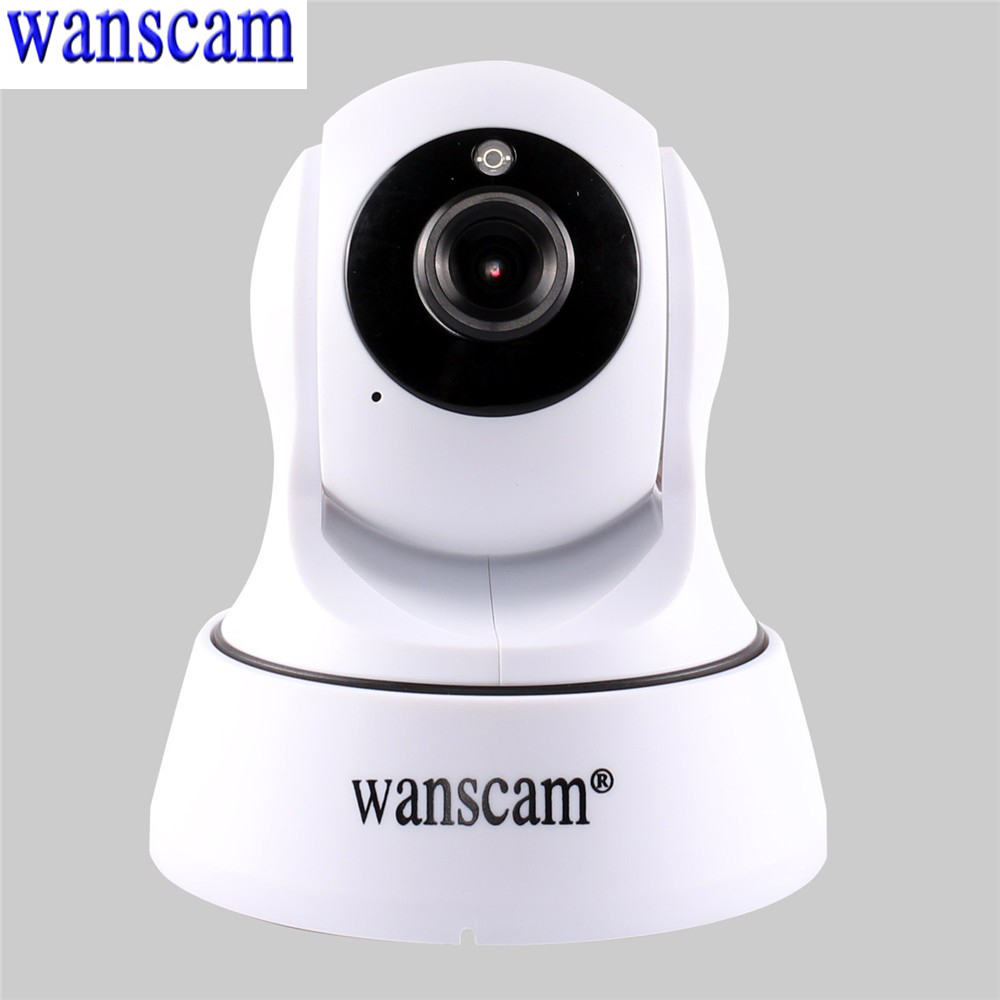 Wanscam HW0036 720P ONVIF IR Cut Indoor Two-way Audio Camaras IP Wifi Wireless Camera