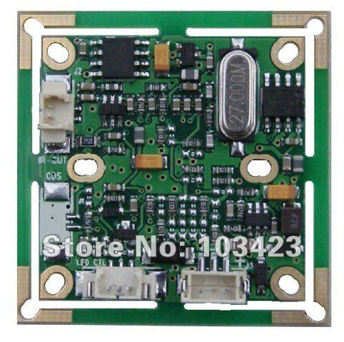 600TVL CMOS Camera Board  PC1089K, CCTV Camera