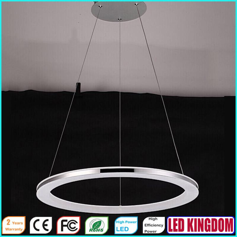 LED Ceiling Hanging Pendant Lights Lamps Lighting Fixtures For Living Room Hotel  ,AC110-240V LED Acrylic LED Lamps D:50cm<br><br>Aliexpress