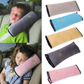Universal Car Seat Cover Safety Belts Pillow Children Strap Shoulder Supply Cushion Pillows Protection Interior Car