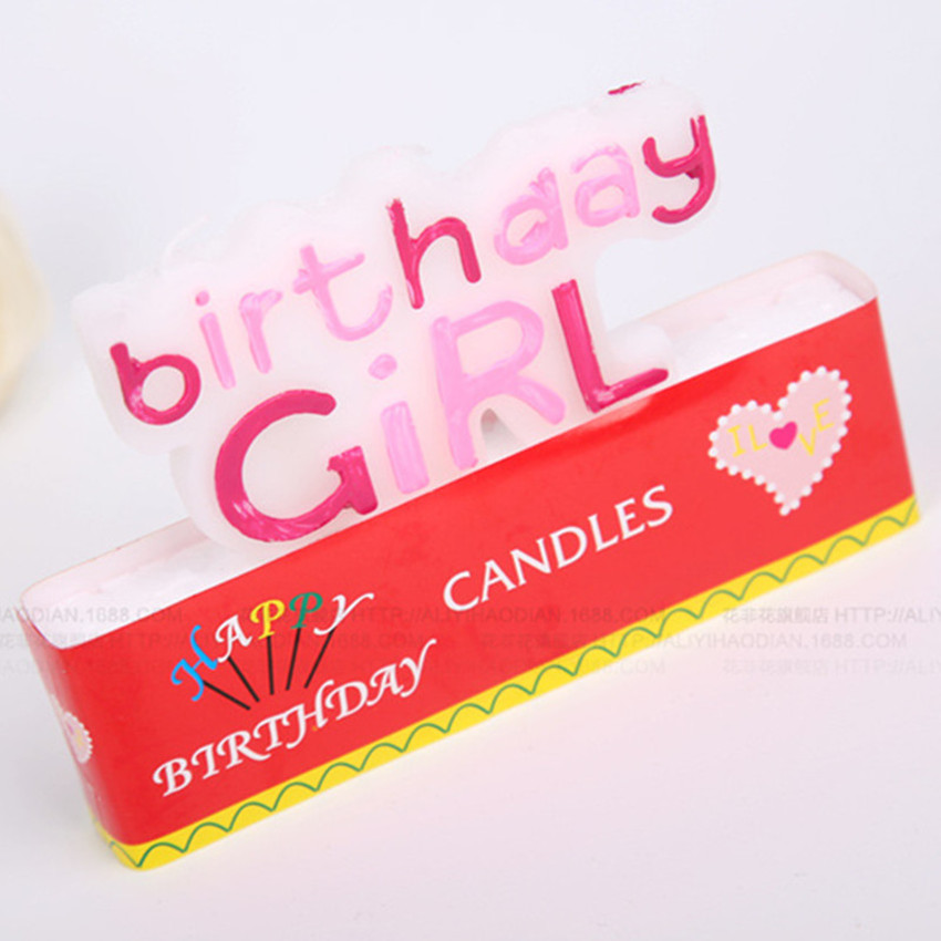 Manufacturers Wholesale High Quality Color Happy Birthday