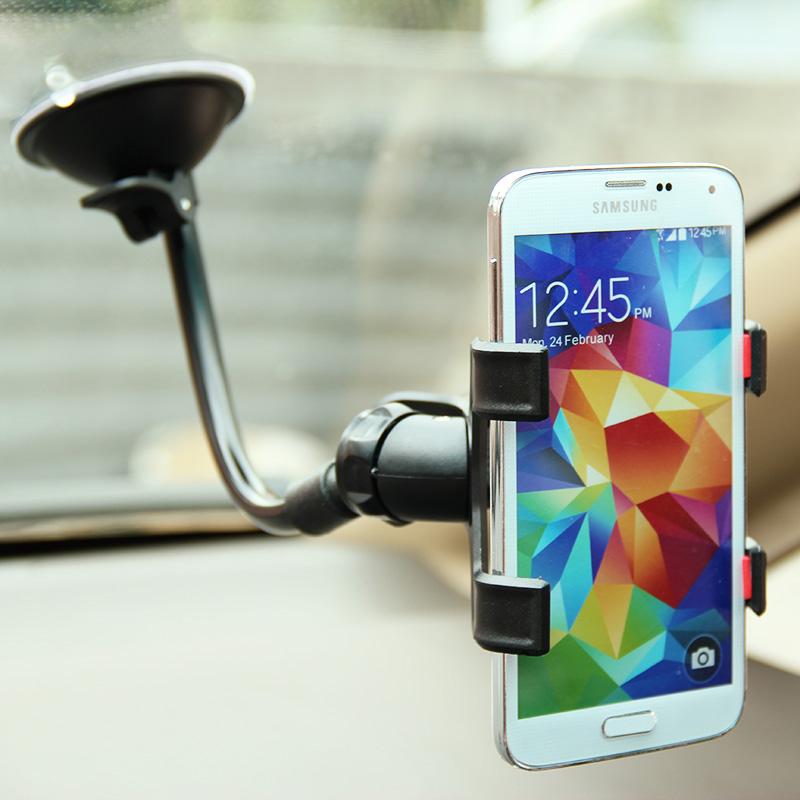Suporte Celular Auto Car Phone Holder Mobile Smartphone