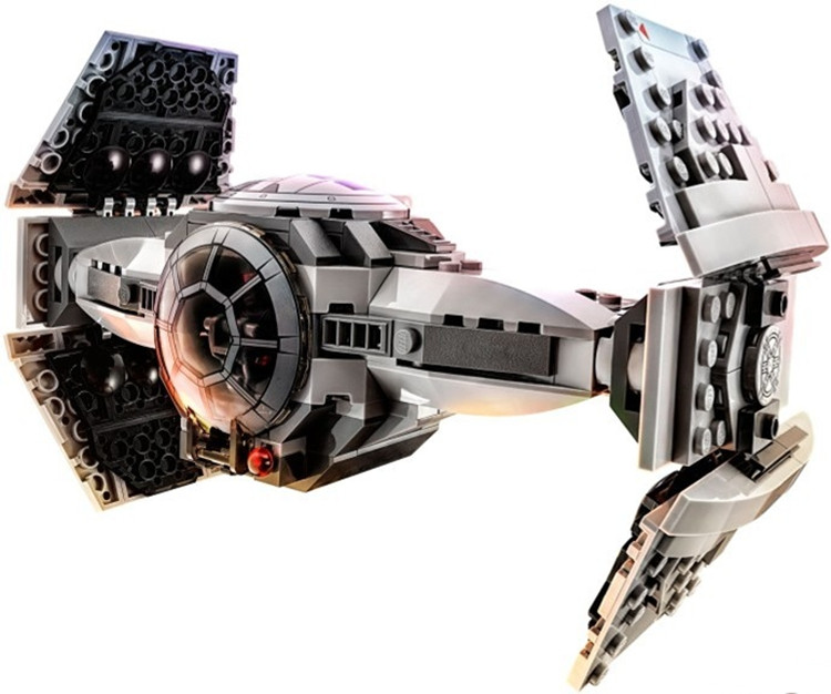 354pcs Bela Star Wars The Force Awakens TIE Advanced Prototype Building Blocks Toys Gifts Minifigures Compatible With Lego Toys<br><br>Aliexpress