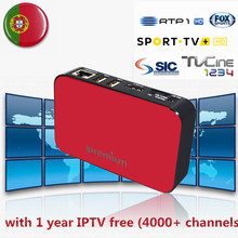 Buy Portugal IPTV Box AVOV iPremium TVonline IPTV Box Free Android TV Box 5000+ uk Channels Arabic IPTV Turkey Greek IPTV for $116.80 in AliExpress store