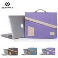 GearMax Canvas Fabric Laptop Shoulder Bag Satchel Bag Hand Carrying Case Messenger Briefcase for 11 6
