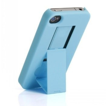 FREE SHIPPING 1 PCS Retail wholesale  2013  Stand Function design for iphone 4/4s back case