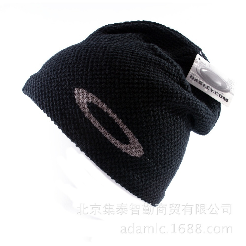 Fashion skiing hat warm winter knitted beanie hats for men/women caps skullies and beanies cap snow casual bonnet hat m075(China (Mainland))