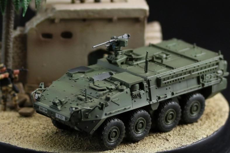 Plastic Models Tanks Tank Plastic Model 1:72