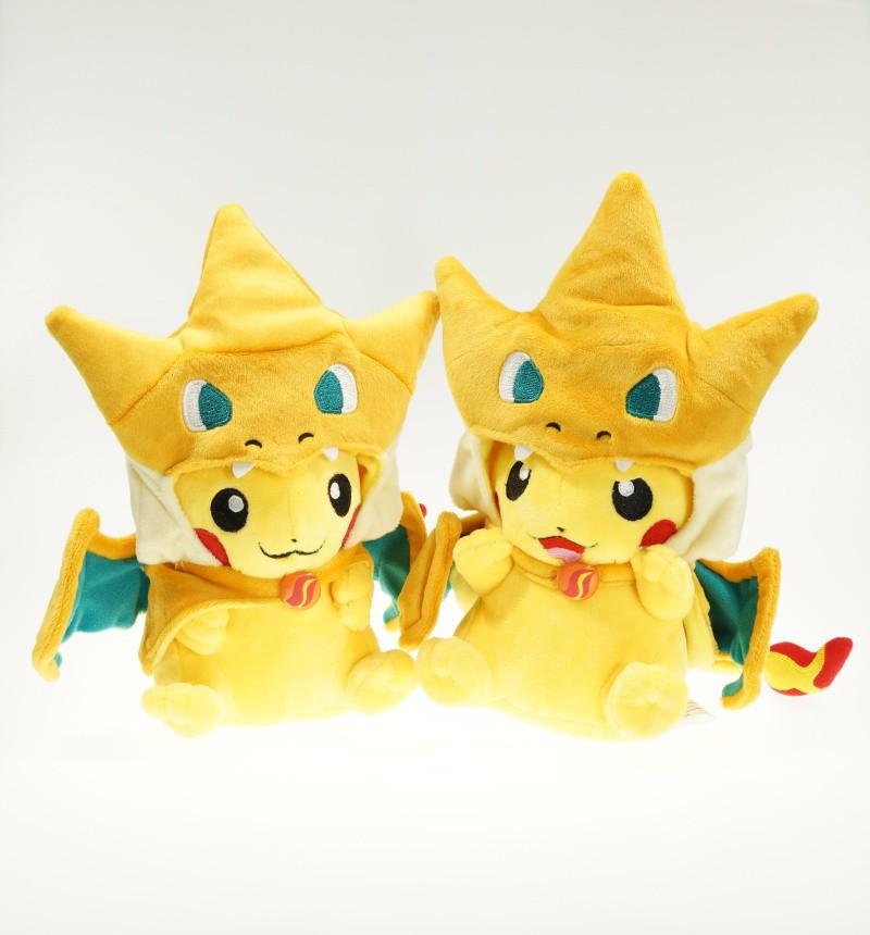 Plush stuffed toy doll fashion cartoon plush toys lovely pokemon plush toys(China (Mainland))