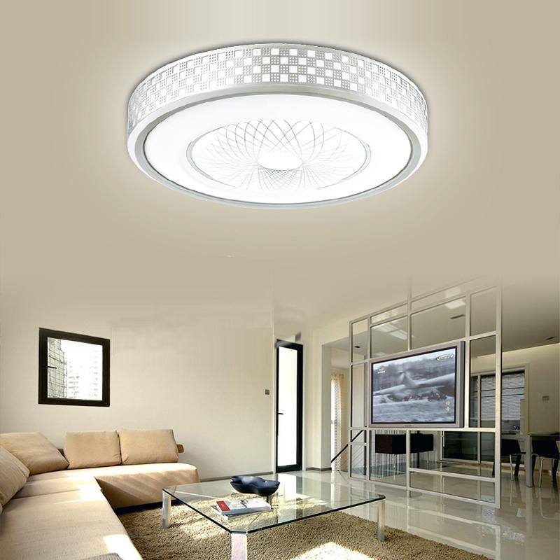 Livingroom plafondlamp LED 36 w kinderen Slaapkamer plafond lampen ...