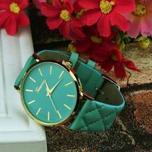 Yoner Watches Women 2016 Luxury Brand Leather Band Clock Men Japan Movt Ladies Quartz Watch Reloj Armbanduhren Women Wristwatch