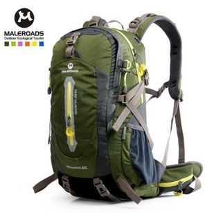Free shipping Outdoor sport travel backpack mountain climbing backpack climb knapsack camping hiking backpack 40L 50L packsack(China (Mainland))