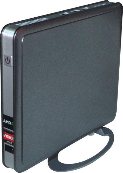 wholesale Mini Desktop computer,AMD APU E350/E1800,4G,320G, 3 usb port,1 HDMI port,windows 7 notebook(China (Mainland))
