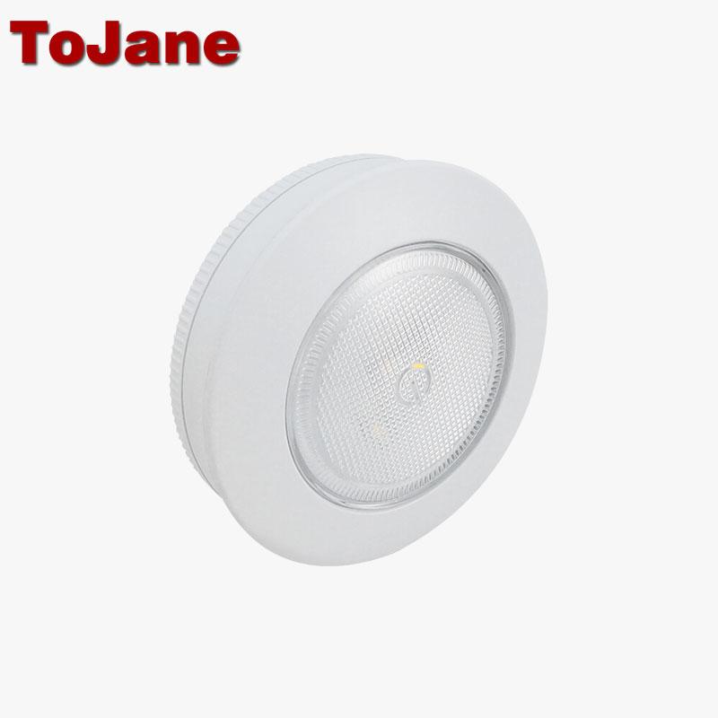 Tojane Led Night Light TG205 Bookcase Showcase Wireless Night Lamp Closet Night Battery Lamp Motion LED Wall Lamp(China (Mainland))