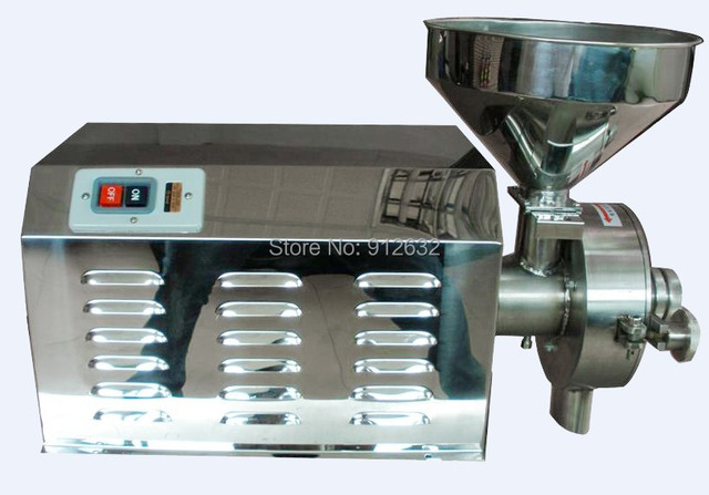 Superb quality spice grinder food grinder wheat corn grinder corn mill Stainless Steel