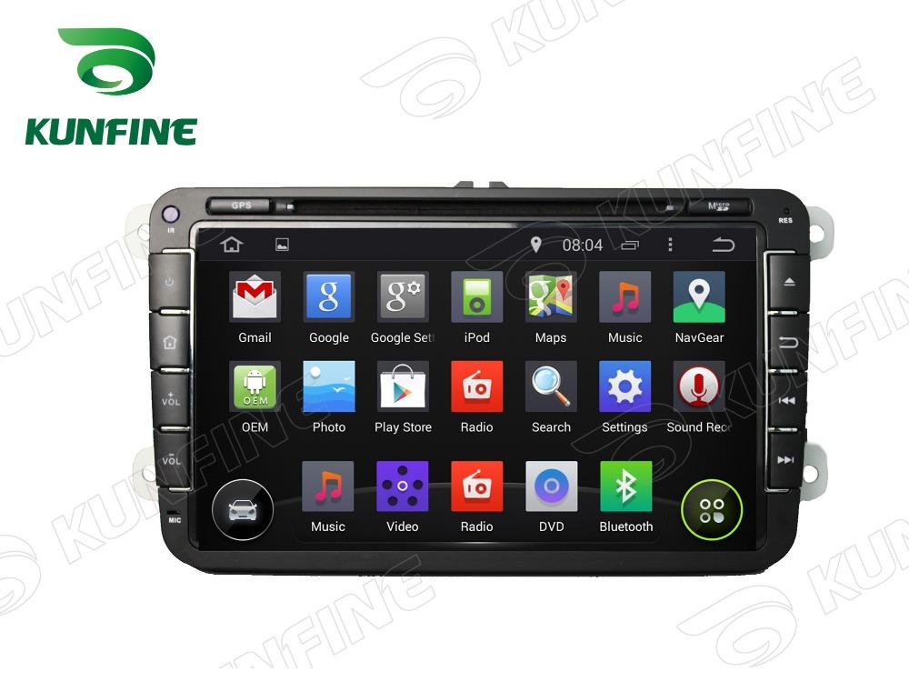 Car dvd GPS Navigation player for FABIA 2005 2010 A