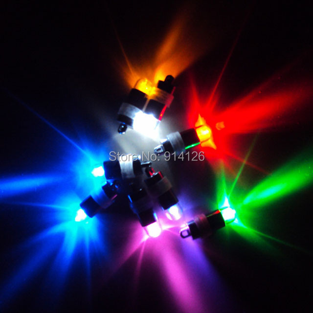 Waterproof led mini party lights for lanterns balloons