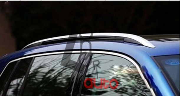 Car Top Bar Crossbar Roof Rack Laggage Carrier Auto Asscssaries for Tiguan 2011