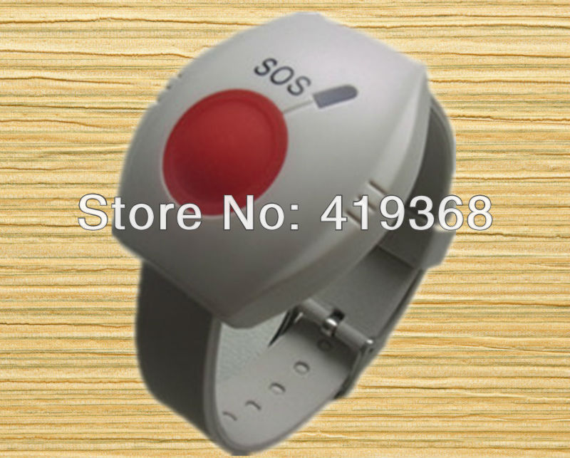 KingPigeon Waterproof 433.92MHz gsm sms sos button panic button Emergency Button wireless signal to the alarm panel (EM-70)(China (Mainland))