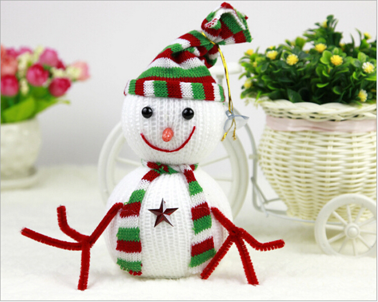 Snowman merry christmas tree decoration supplies christmas for Christmas decoration stuff