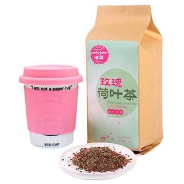 Herbal tea lotus leaf tea rose lotus leaf tea flower tea combination of cassia seed tea bags 150G<br><br>Aliexpress