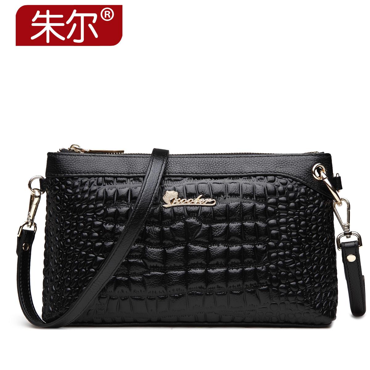 Genuine cowhide leather day clutch fashion clutch bag 2015 women's handbag small bag women's bags