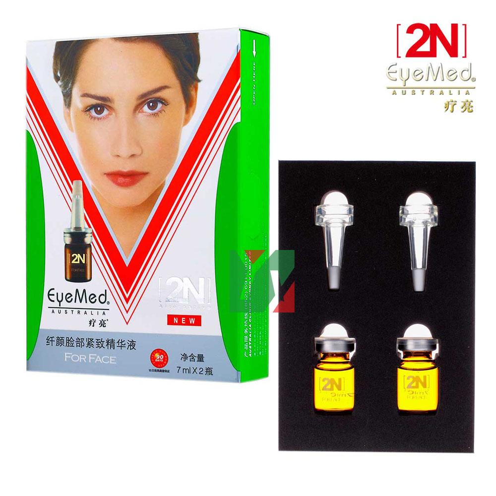 2n Professional Face Lift essência do óleo essencial poderoso endurecimento poderoso V – linha rosto emagrecimento cremes levantamento moldar produtos
