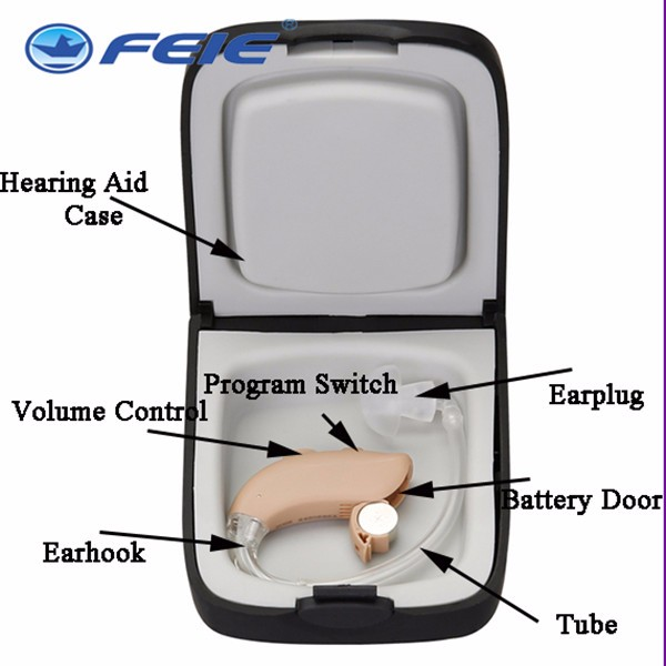 innovative chinese products FEIE mini ear bte digital hearing aids MY-15 free shipping