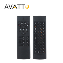 [AVATTO] K16 Hebrew IR Learning Air Mouse 2.4G Wireless Mini Keyboard 10-20m Remote Control for Smart TV,PC,PS3,pad,Android Box(China (Mainland))