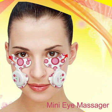 2015 Market Beauty Care Electric pulse eye facial massager anti wrinkle ageing x 1box - TOP Fashion & Co., Ltd store