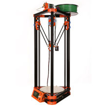 2015 New arrive Auto Leveling Mini Kossel 3d printer Kits Structure Delta 3D Printer