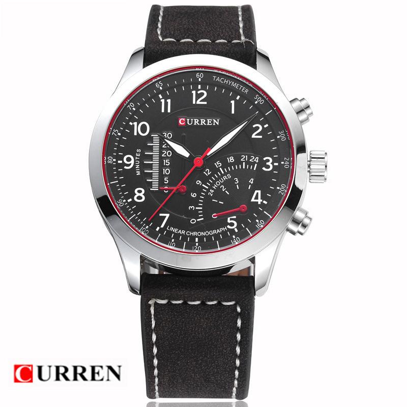 Наручные часы CURREN 8152/relogio 2015 curren relogio curren 45